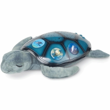 Cloub b Twilight Sea Turtle Interactive Nightlight