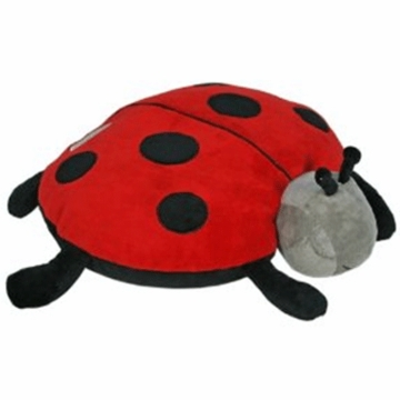 Cloud B Twlight Ladybug Plush Aroma Pillow Sleep Aid