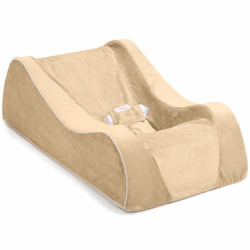 Nap Nanny Chill Portable Recliner in Camel