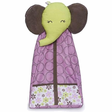 Carter's Elephant Patches Diaper Stacker