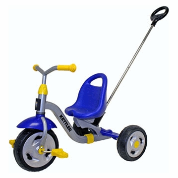 Kettler Oceana Tricycle with Push Bar