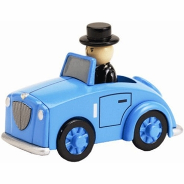Thomas & Friends Wooden Railway Sir Topham Hatt's Car