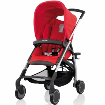 Inglesina Avio Stroller in Red