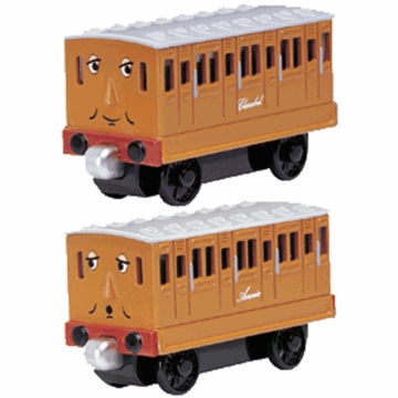 Thomas & Friends Wooden Railway Annie & Clarabel
