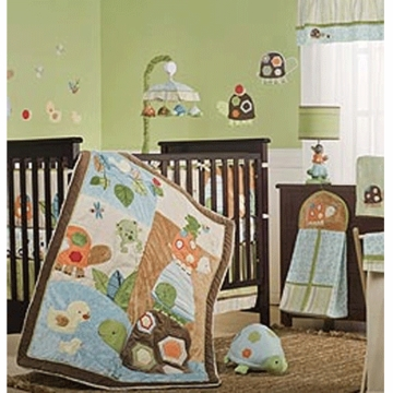 Carter's Laguna 4 Piece Crib Set