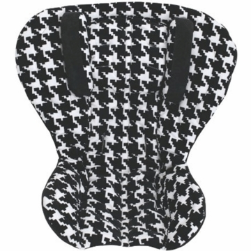 Teutonia T-Duo Cushion in Houndstooth