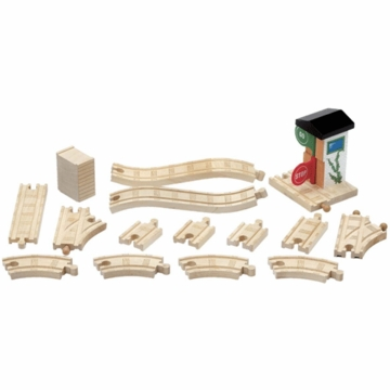 Thomas & Friends Wooden Railway Advanced Expansion Pack Stop 'N Go
