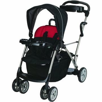 Graco RoomFor2 Stand & Ride Tandem Stroller - Lotus