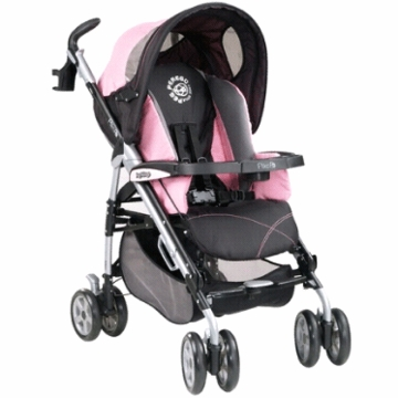 Peg Perego P3 Stroller 2007 Free Style Rose Pink