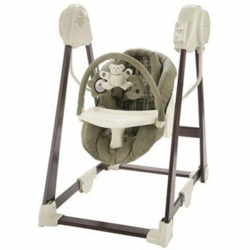 Eddie Bauer Classic Wood Swing in Bryant