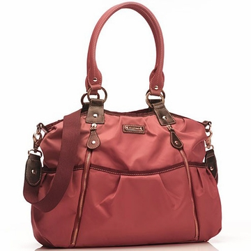 Storksak Olivia Diaper Bag - Berry