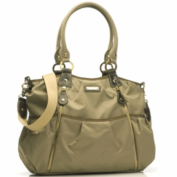 Storksak Olivia Diaper Bag in Moss