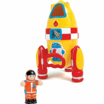 Ravensburger Ronnie Rocket
