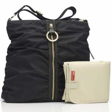 Storksak Jools Diaper Bag - Black