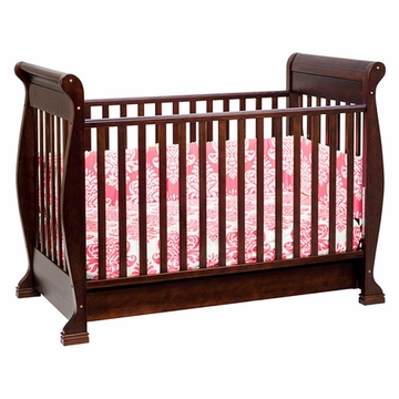 DaVinci Anastasia 4-in-1 Convertible Crib in Espresso