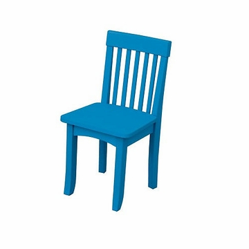 KidKraft Avalon Chair in Aqua