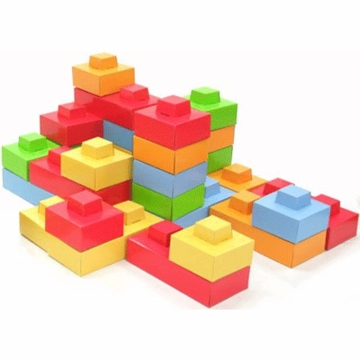 Fat Brain Toy Dado Bricks 30 Piece Set
