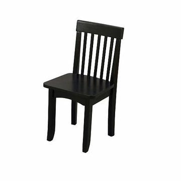 KidKraft Avalon Chair in Black