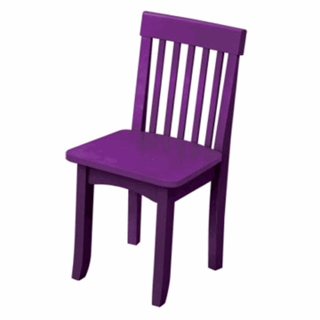KidKraft Avalon Chair in Grape