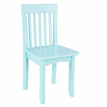 KidKraft Avalon Chair in Ice Blue