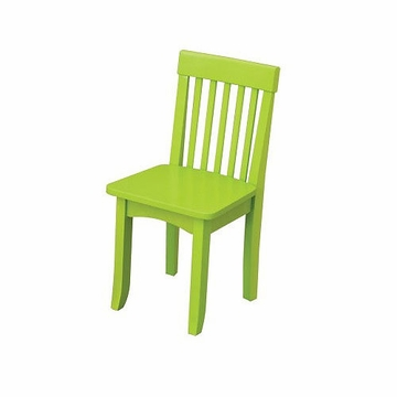 KidKraft Avalon Chair in Key Lime