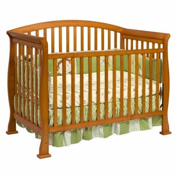 DaVinci Thompson 4-in-1 Crib Oak