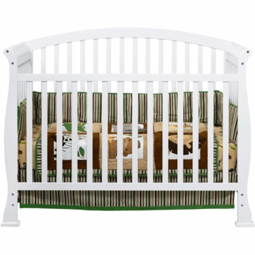 DaVinci Thompson 4-in-1 Crib Pure White
