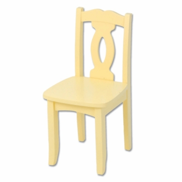 KidKraft Brighton Chair in Buttercup