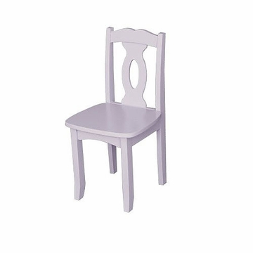 KidKraft Brighton Chair in Lavender