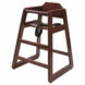 Lipper International 516C High Chair in Cherry