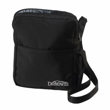 Dr. Brown's Black Insulated Bottle Tote