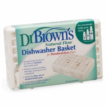 Dr. Brown's Standard Neck Dishwashing Basket