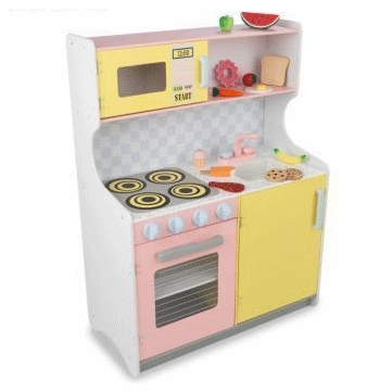 Kidkraft Small Pastel Kitchen 53102