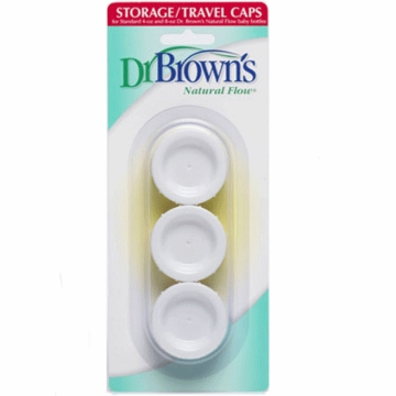 Dr. Brown's Standard Storage / Travel Caps