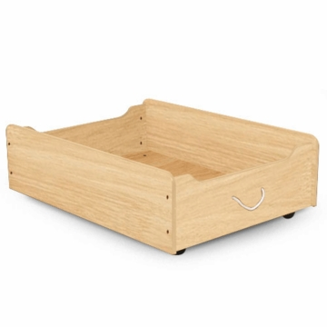 KidKraft Train Trundle in Natural