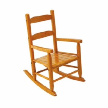 Kidkraft Two Slat Rocking Chair in Honey