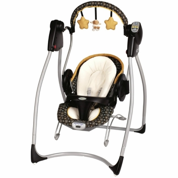 Graco Duo 2 in 1 Swing in Flare