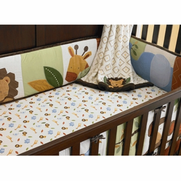 KidsLine African Dreams Fitted Sheet