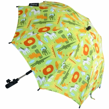 Shady Baby Stroller Parasol Retro Jungle