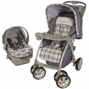Eddie Bauer Adventurer Travel System - TR157SNW