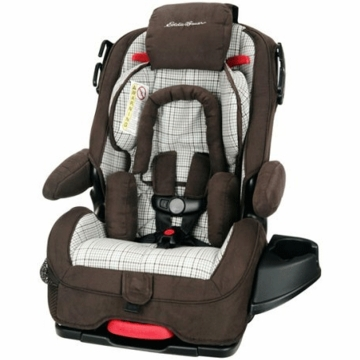 Eddie Bauer Deluxe 3 in 1 Convertible Car Seat in Montecito