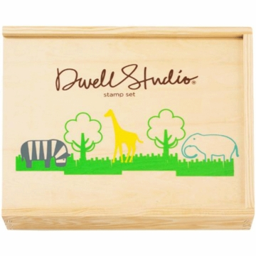 DwellStudio Zoo Stamp Set