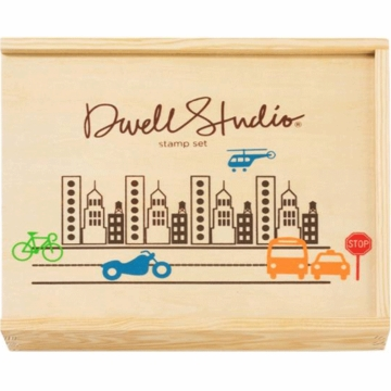 DwellStudio City Stamp Set