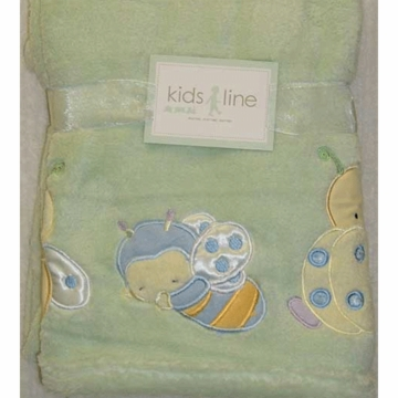 KidsLine Snug As A Bug Boa Blanket