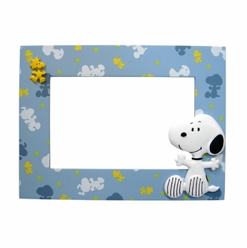 Lambs & Ivy Snoopy Picture Frame