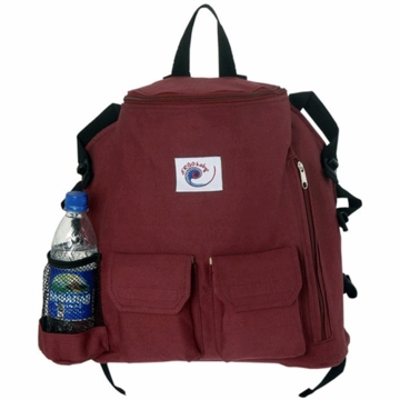 Ergobaby Back Pack Organic Cranberry