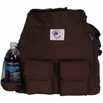Ergobaby Back Pack Organic Dark Chocolate