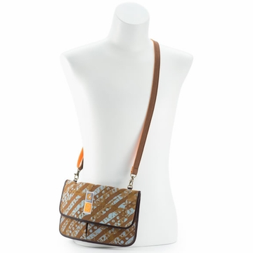 Ergobaby Christy Turlington-Burns Designs Hip & Shoulder Bag