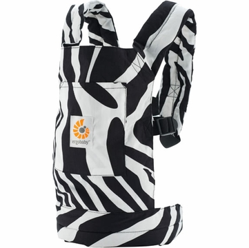 Ergobaby Doll Carrier in Zebra