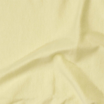KidsLine Jersey Knit Fitted Crib Sheet in Yellow